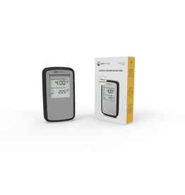 Airthings Corentium Home Battery Operated Digital Radon Detector