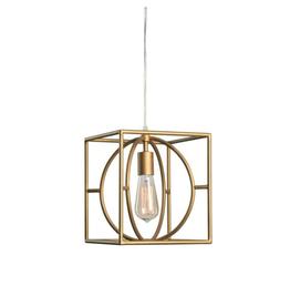 Kenroy Home Adele 1-Light Gold Swag Pendant