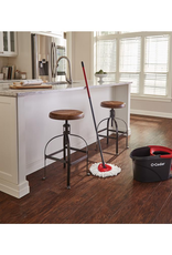 O-Cedar EasyWring Microfiber Spin Mop and Bucket System
