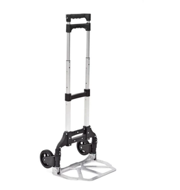 Liberty 150 lbs. Capacity Folding Hand Truck with Push Button