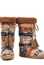 Kachin * Blazin Roxx Tall Cozy Slippers