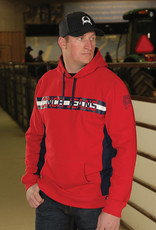 Cinch Cinch Pullover Hoodie Red WhBl