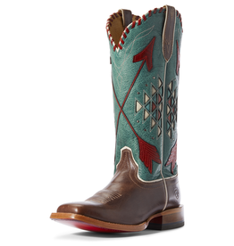 Ariat Ariat Womens Arroyo Arrow Rustic Cowboy Boots