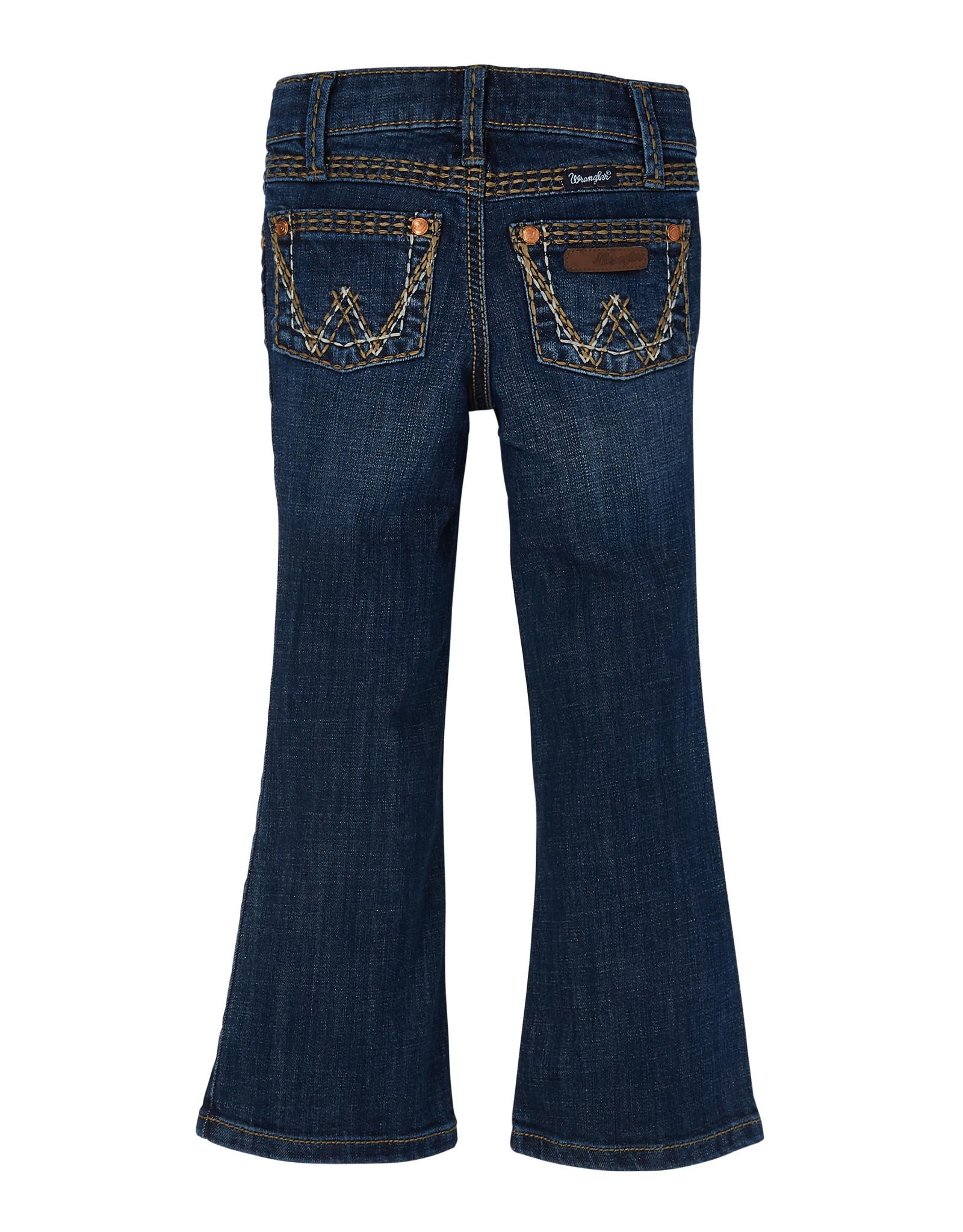 Girls Wrangler Retro Jeans 9MWGHS
