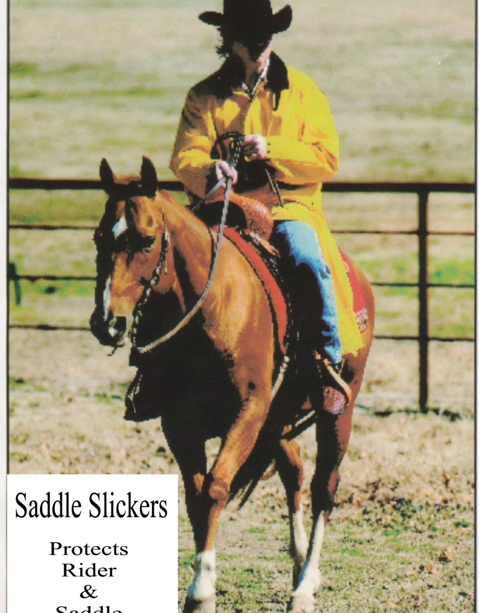 Deluxe Saddle Rain Slicker