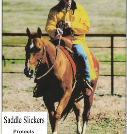 Deluxe Saddle Rain Slicker