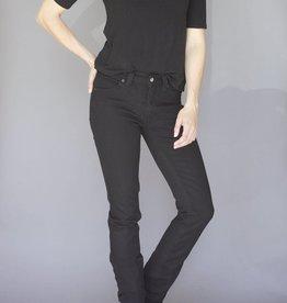 Kimes Womens Black Betty Denim Jean
