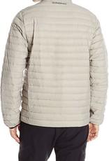 Cinch Mens Cinch Light Weight Packable Down Jacket Grey