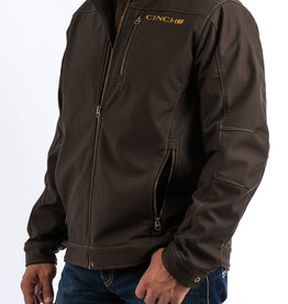 Cinch Mens Cinch Bonded Brown Barn Jacket