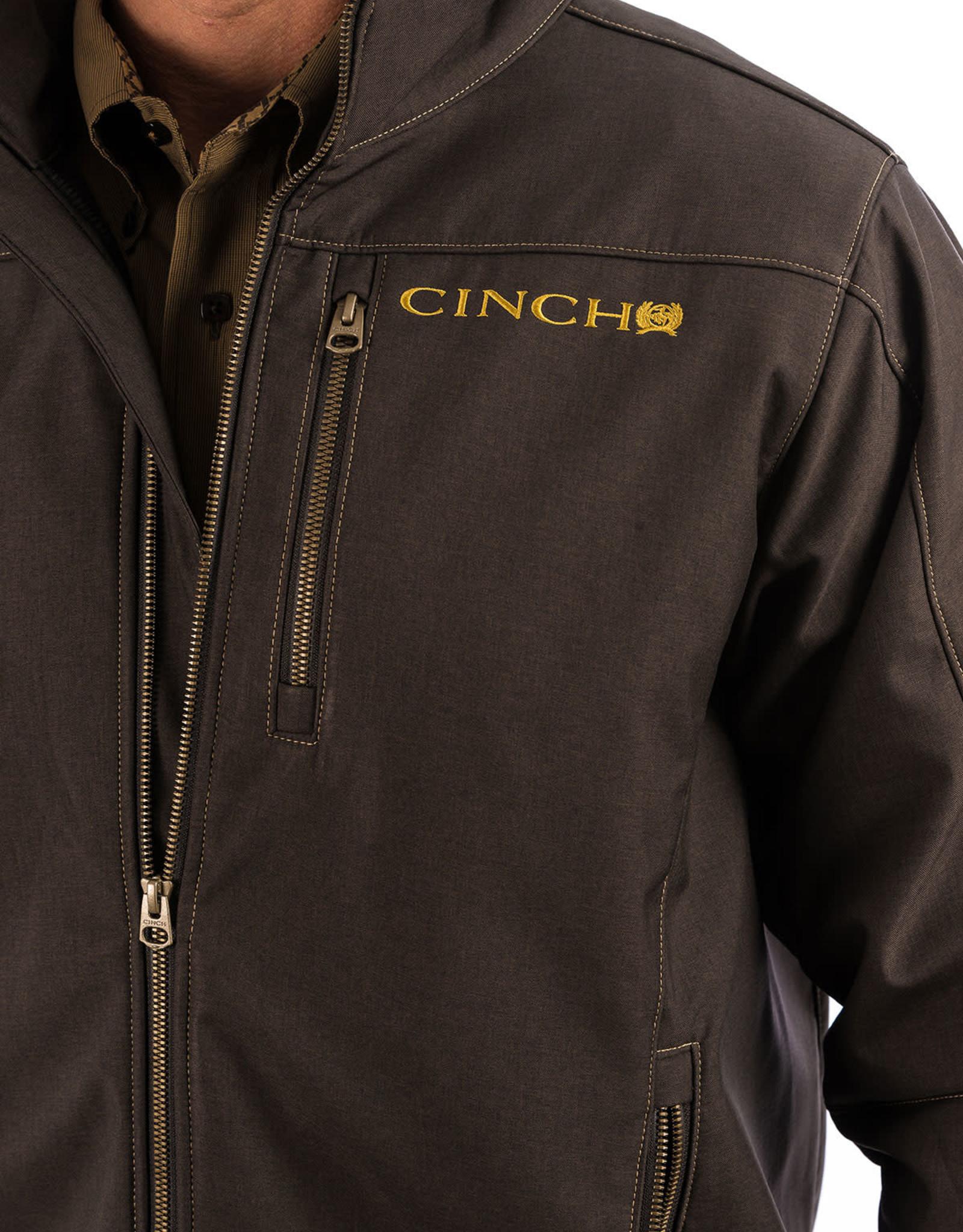 Cinch Mens Cinch Bonded Brown Barn Jacket
