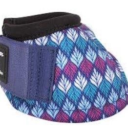 Classic Equine Dyno Turn Designer Bell Boots - Oasis