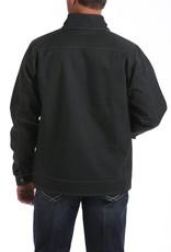Cinch Mens Cinch Charcoal Bonded Texture Jacket