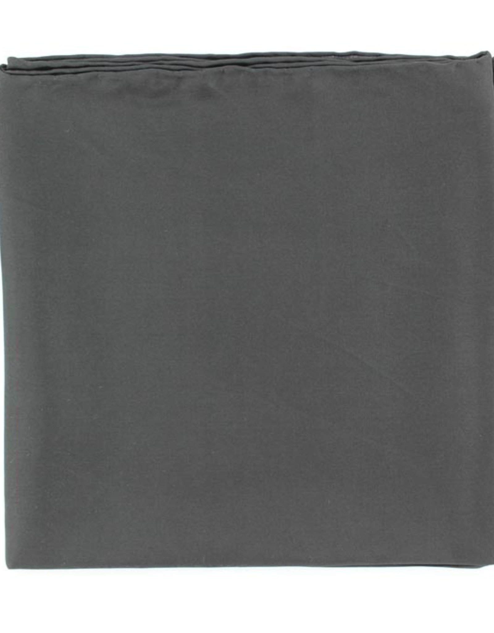Wild Rag 100% Silk Solid Black 35x35
