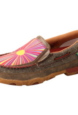 Womens Twisted X Slip On Driving Moc Eco TWX Bright Sunburst