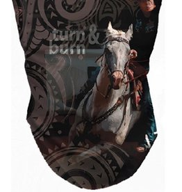 Barrel Racer Turn N Burn Neck Gaiter