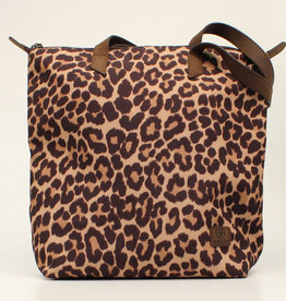 Ariat Ariat Matching Cruiser Tote Brown Leopard