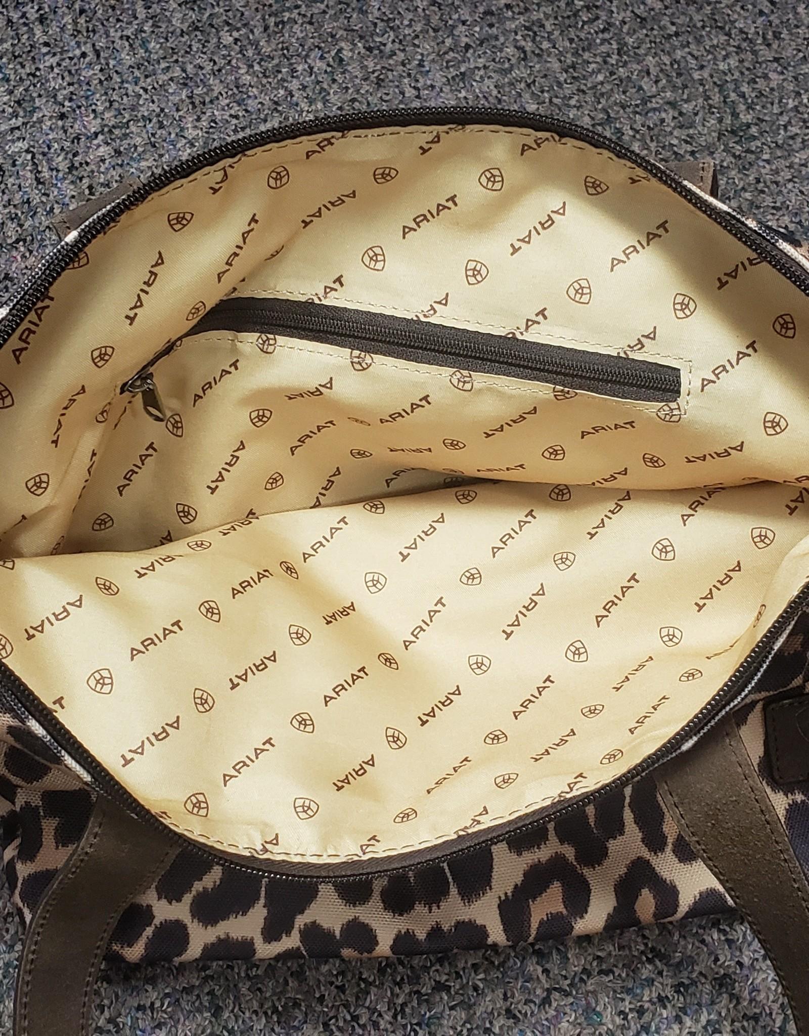 Ariat Ariat Matching Cruiser Tote Brown Leopard