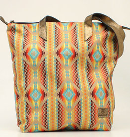 Ariat Ariat Matching Cruiser Tote Southwest Tan Aztec