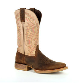 Durango Mens Durango Rebel Pro Distressed Brown Wide Square Toe Boot