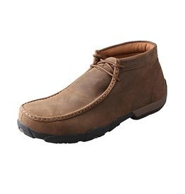 Mens Twisted X Driving Mocs Waterproof