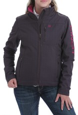 Cinch Womens Cinch Brown Concealed Carry Bonded Jacket