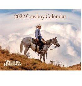 Western Horseman 2022 Western Horsemen Cowboy Calendar