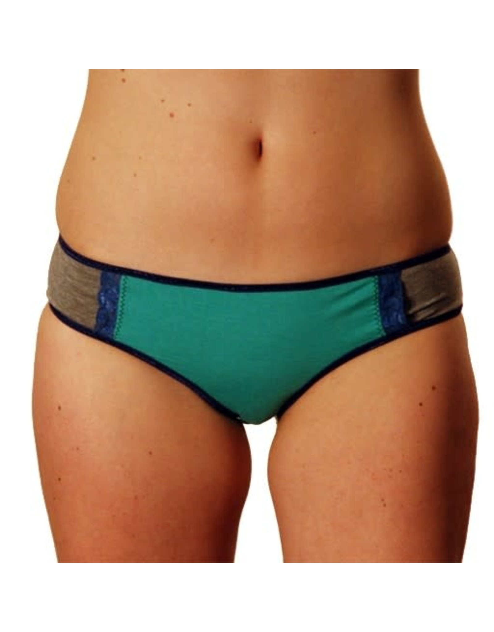 Devil May Wear Eco Briefs. Low Rise Underwear. Assorted Bamboo Blend fibres. Assorted Colours.