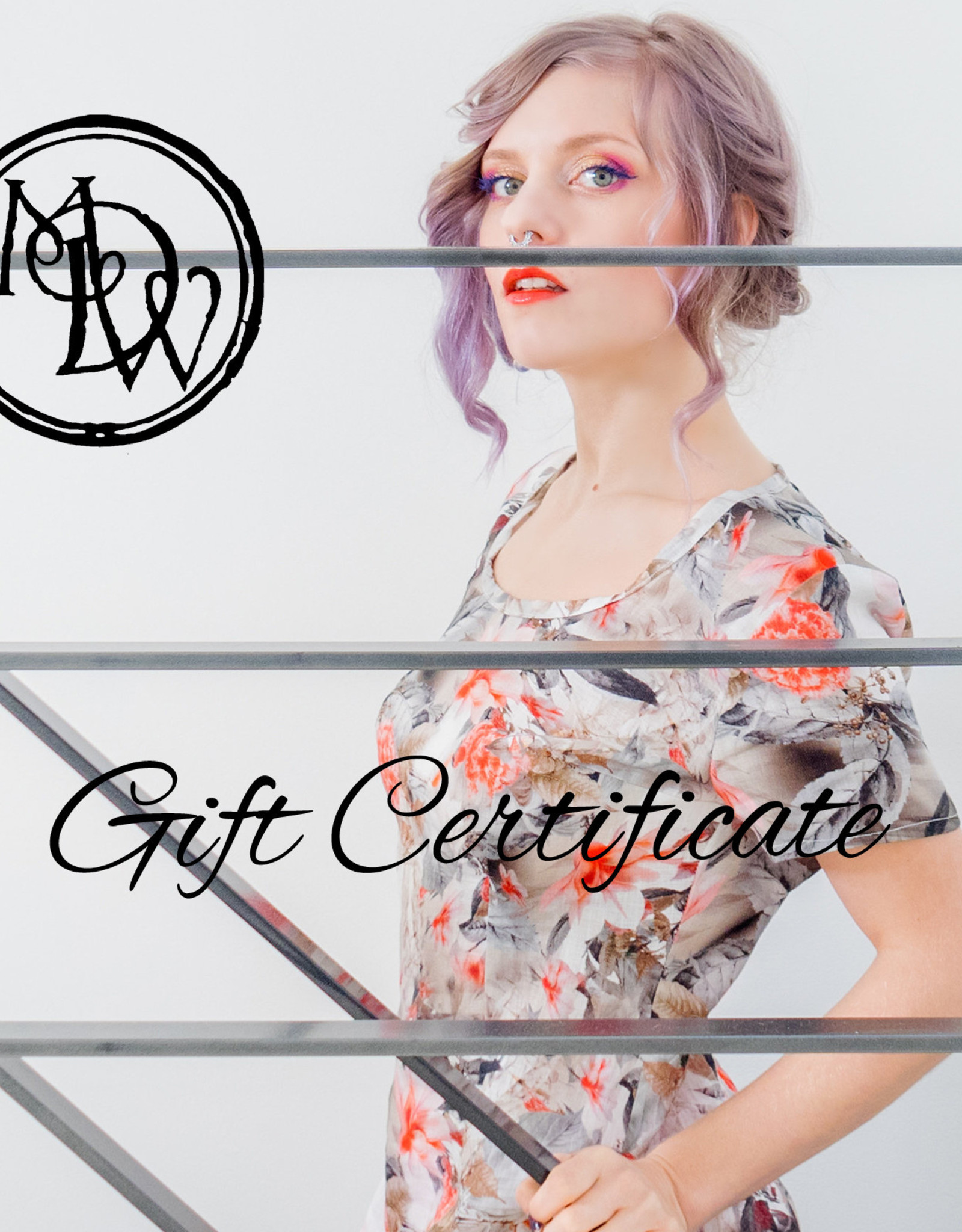 Devil May Wear Gift Certificate Online