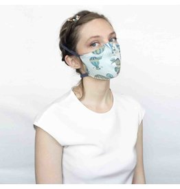 Devil May Wear Hot Air Balloon Non-Surgical Mask