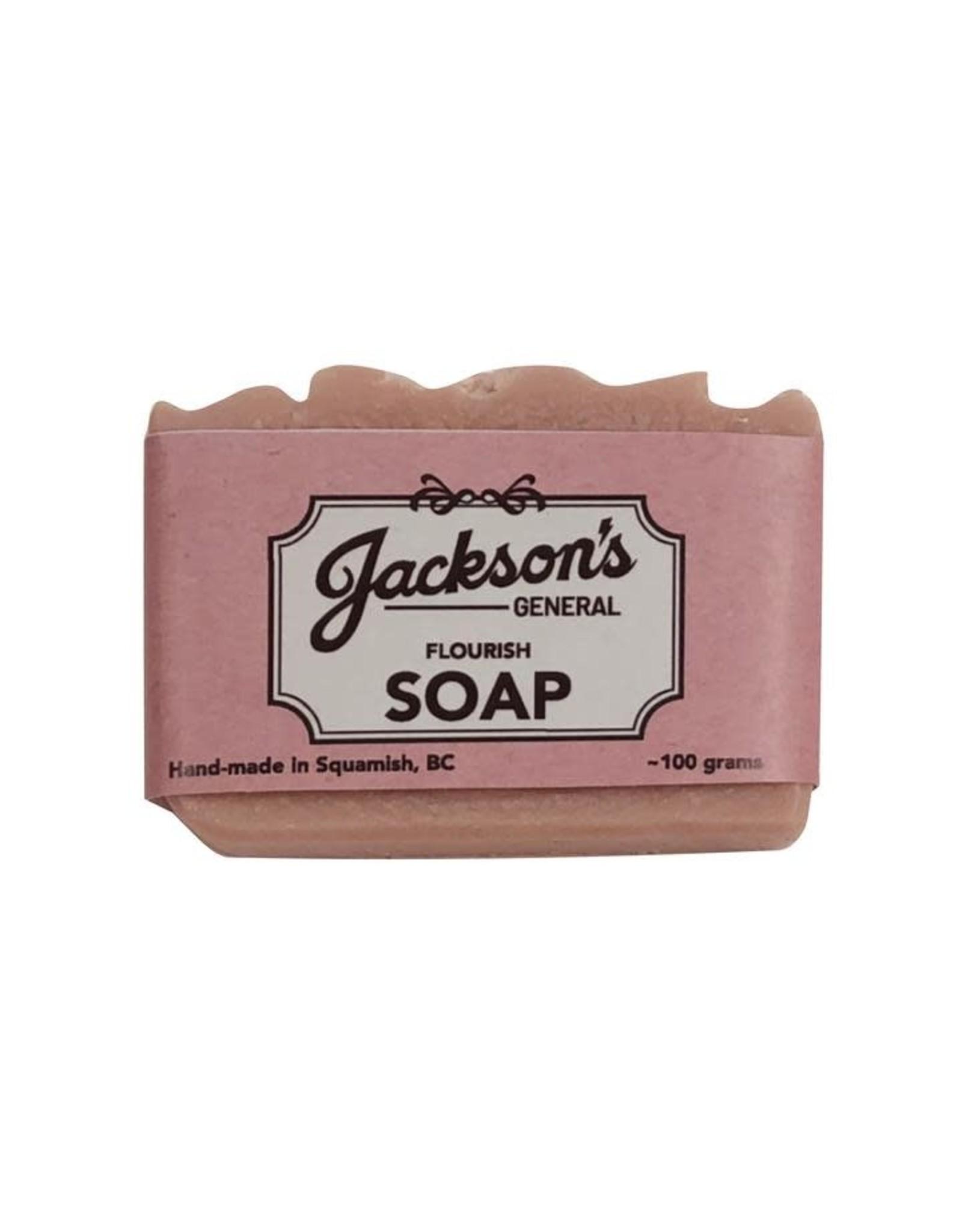 Jackson's General Jackson's General Soap Flourish