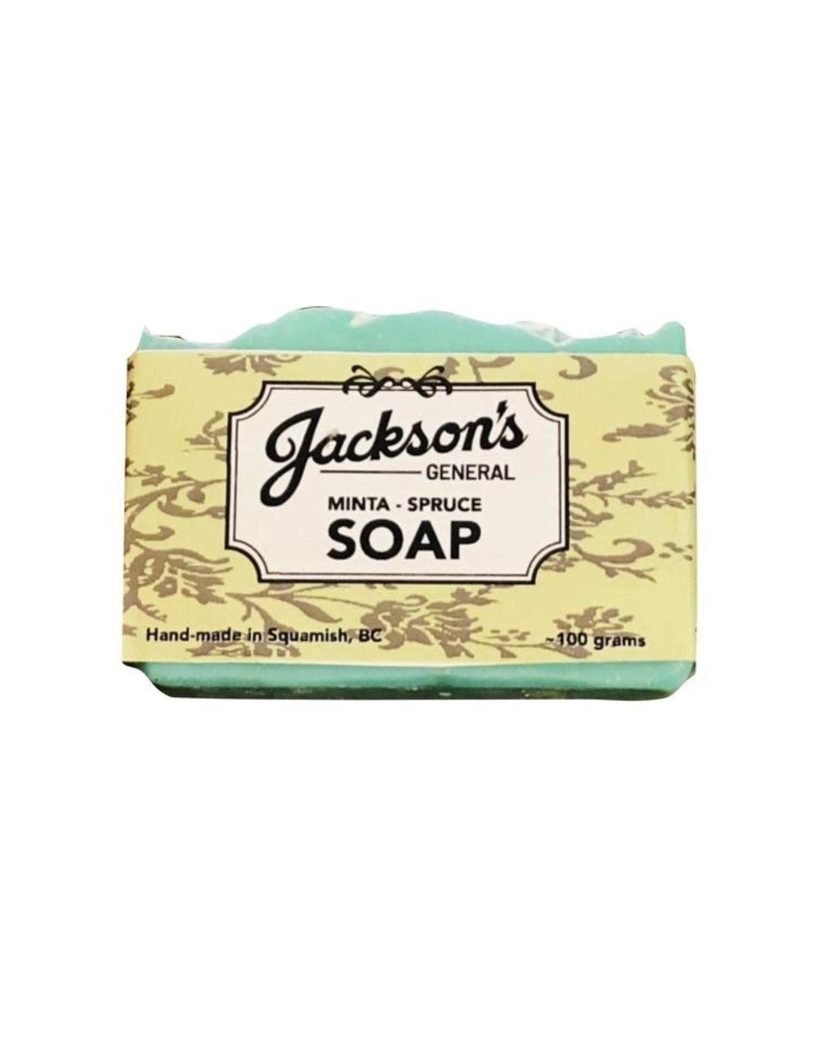 Jackson's General Jackson's General Soap Mint