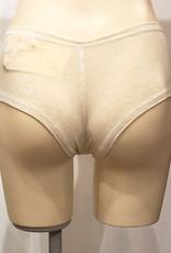 Devil May Wear Hot Shorts Bamboo Blend Underwear. Vanilla Bean
