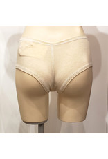 Devil May Wear Hot Shorts Bamboo Blend Underwear. Vanilla Bean