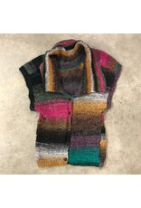 Devil May Wear Piccadilly Cardigan, Small, 45% Silk/ 45% Kid Mohair/ 10% Lambs Wool