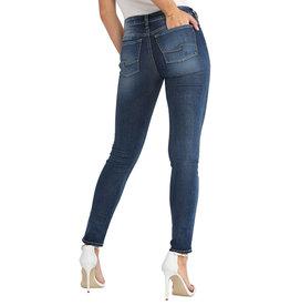 Silver Brand Jeans Bleeker Jeggings. Mid Rise, Skinny Leg. Light Indigo