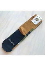 Young & Heart Emerald Forest Socks