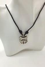 Uno de50 Uno de50 Padlock Necklace