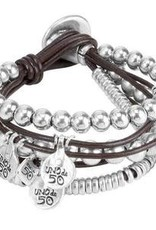 Uno de50 What A Mess Bracelet L