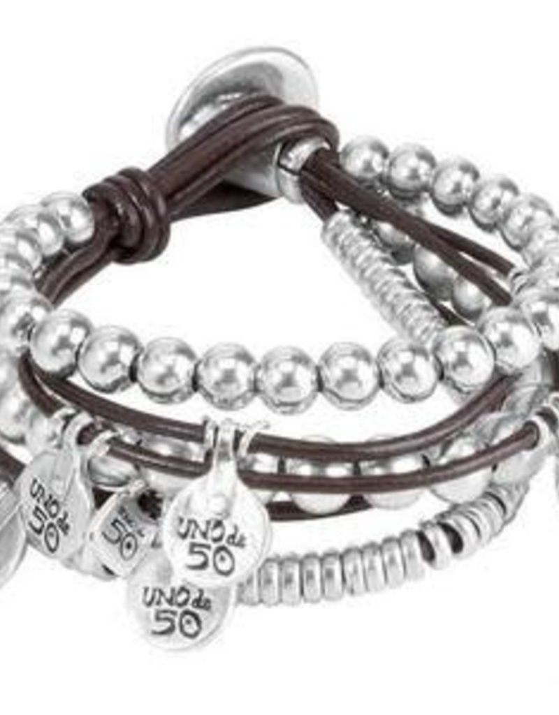 Uno de50 What A Mess Bracelet