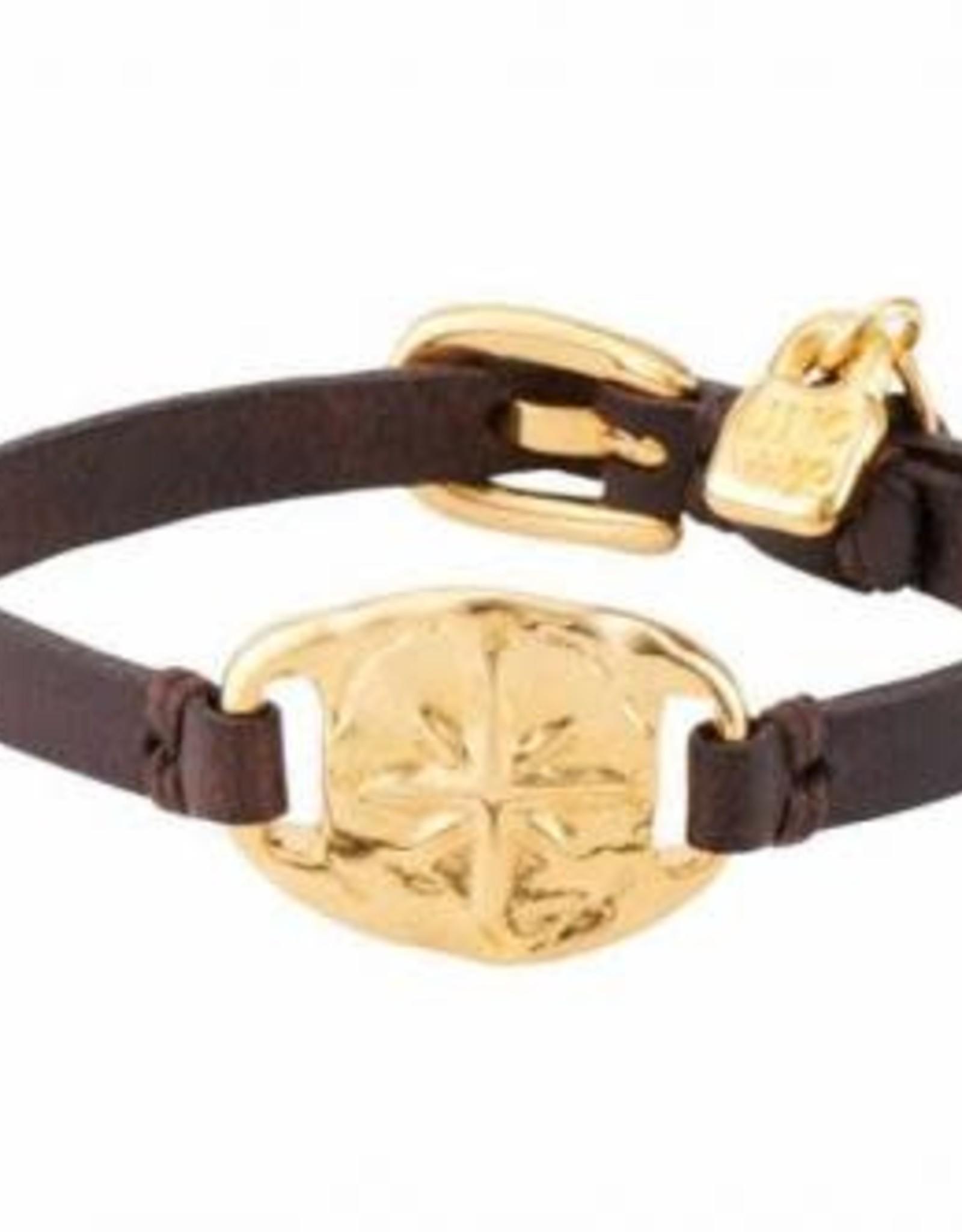 Uno de50 Uno de50 Compass Bracelet