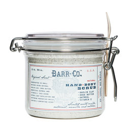 Barr-Co Barr-Co Clay Scrub Original Scent