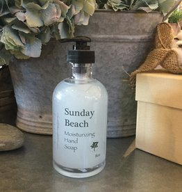 Hand Soap 8oz - Sunday beach