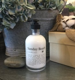 Simplified Soap Lotion 8oz - Sunday Beach
