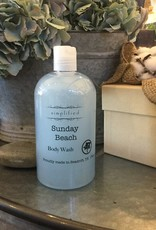 Simplified Soap Body Wash - Sunday Beach