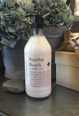 Simplified Soap Lotion 16oz - Sunday Beach