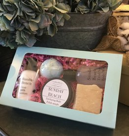 Simplified Soap 5 Piece Sampler - Sunday Beach