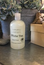Simplified Soap Body Wash - White Tea