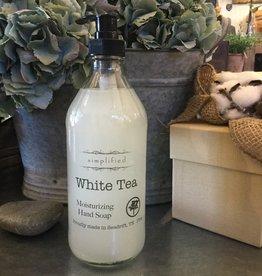 Hand Soap 16oz - White Tea