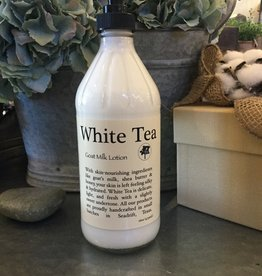 Simplified Soap Lotion 16oz - White Tea