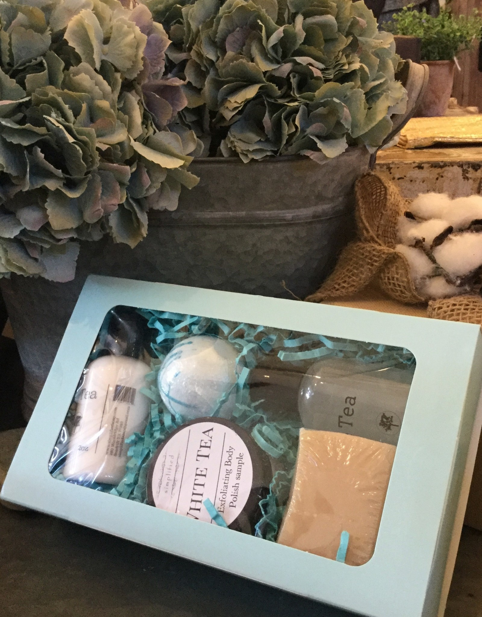 Simplified Soap 5 Piece Sampler - Lemon & Lavender